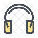 Construction Control Earbuds Icon