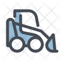 Construction Crawler Heavy Icon