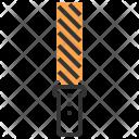 Construction Equipment Measurement Icon