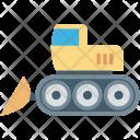 Construction Machinery Crane Icon