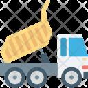 Construction Truck Dump Icon