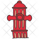 Construction Building Water Icon