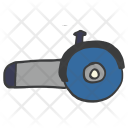 Construction Tool Grind Icon