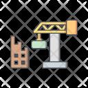 Construction House Icon