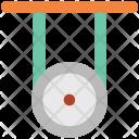 Construction Sheave Eye Icon