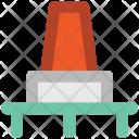 Construction Cone Traffic Icon