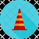 Construction Cone Pylone Icon