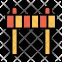 Building Bridge Civil Icon