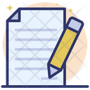 Construction Agreement Icon