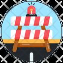 Construction Alert Icon