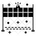 Construction Barrier Icon
