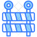 Construction Barrier Road Barrier Barrier Icon