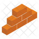 Construction Bricks Icon