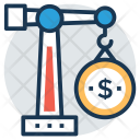 Construction Budget House Icon