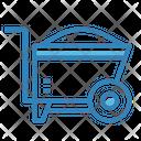 Construction Cart Icon
