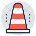 Traffic Cone Road Icon