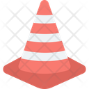Construction Cone Road Sign Traffic Cone Icon