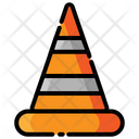 Cone Contruction Construction Icon