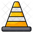 Road Cone Safety Cone Construction Cone Icon