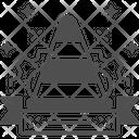 Construction Cone Icon