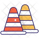 Construction Cone Cone Work Icon
