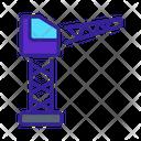 Crane Loading High Icon
