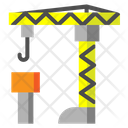 Crane Construction Lifter Icon