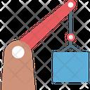 Construction Crane Icon