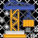 M Crane Icon