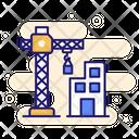 Construction Crane Construction Crane Icon