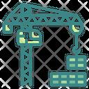 Construction Crane Crane Lift Icon
