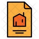 Construction Document Icon