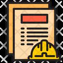 Construction File Icon