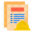 Construction File Icon