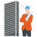 Construction Foreman Icon