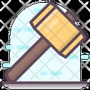 Construction Hammer Icon