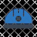 Helmet Worker Hat Icon