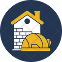 Under Construction Construction Helmet Construction Safety Icon