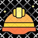 Construction Helmet Icon