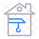 Construction House Icon