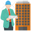 Construction Manager Icon