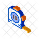Reel Meter Bricklayer Icon