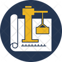 Robotics Files Artificial Automation Icon