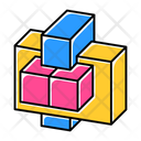 Construction Puzzle Icon