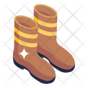Construction Shoes Icon