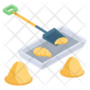 Construction Shovel Icon