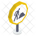 Construction Symbol Construction Sign Construction Banner Icon