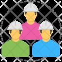 Constructions Team Construction Icon