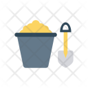 Construction Shovel Mine Icon