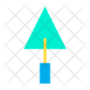 Trowel Construction Building Tool Icon